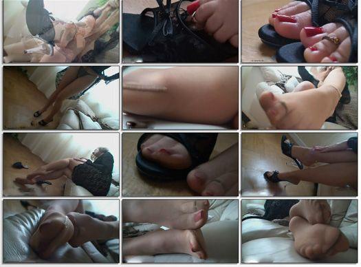 foot love