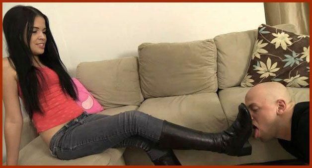 boots slave