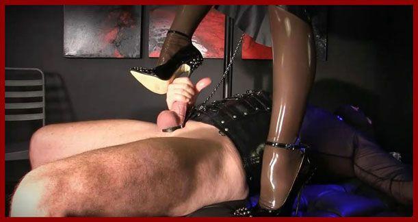 heels domination clip