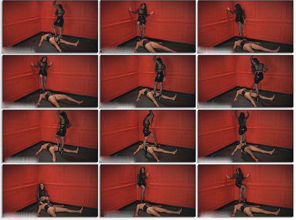 mistress trampling porno video