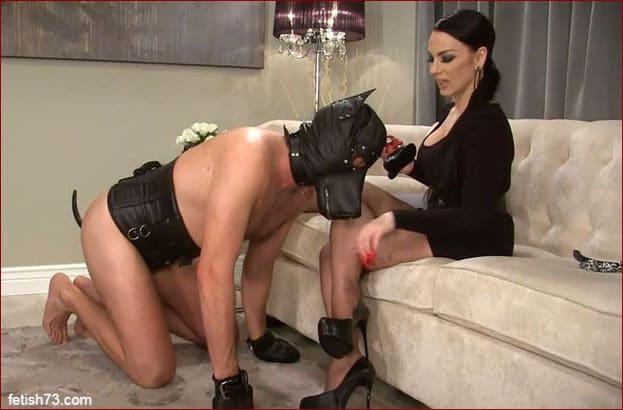 Mistress Nikita - Puppy slave and femdom [FULL HD 1080p]