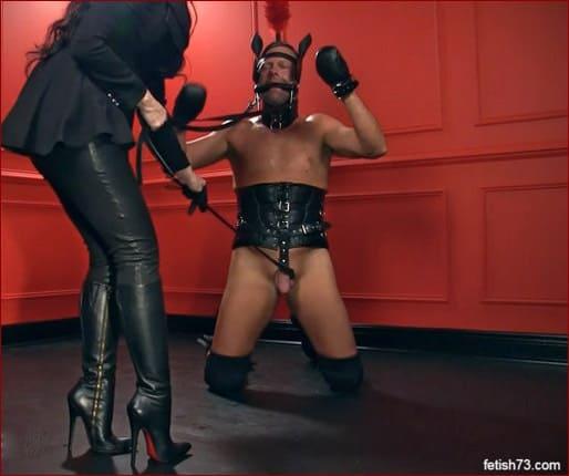 Mistress Nikita – Fetish pony and mistress in boots PT2 – FULL HD 1080p